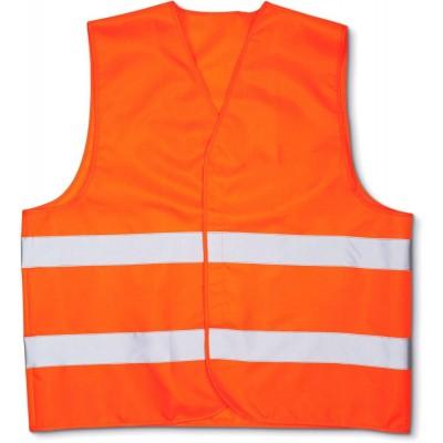 Сигнальный жилет Vitol 116B XL/ЖБ001 XL (оранжевый)