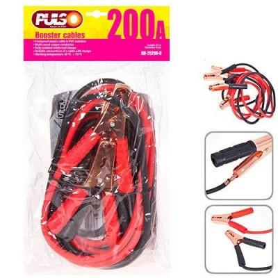 Пусковые провода Pulso ПП-25200-П (2.5 м)