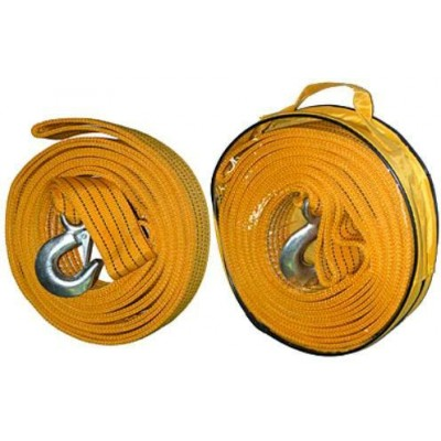 Буксировочная лента Vitol ST206B/TP-211-5-0 (оранжевый) (6 м) 5