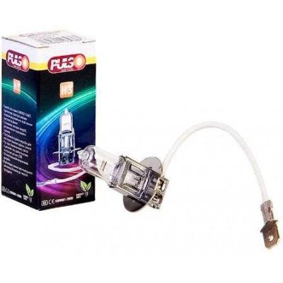 Лампа галогеновая PULSO H3/PK22S (12v55w) clear