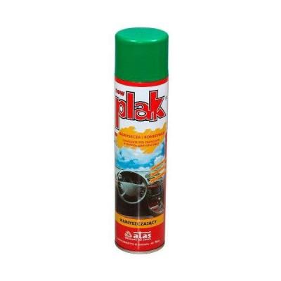 Полироль для пластика Atas PLAK 400 мл (аэрозоль) клубника