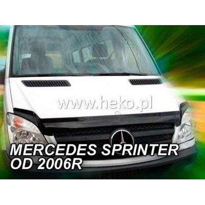 Дефлектор капота Heko 2122 MERCEDES SPRINTER 2006-2013