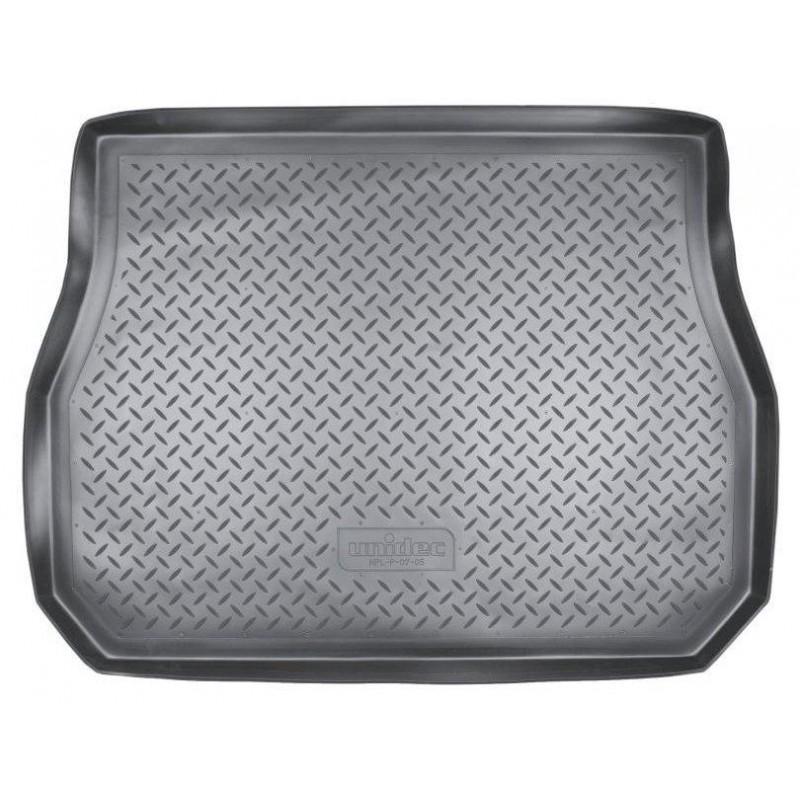 Коврик в багажник Norplast NPL-P-07-05 BMW X5 (E53) 00-07 (черный)