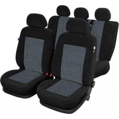 Комплект универсальных чехлов Kegel-Blazusiak EKG Super Air Bag L (чёрный)