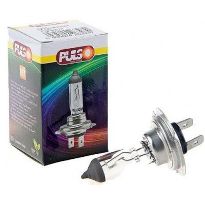 Лампа галогеновая PULSO H7/PX26D (12v55w) clear