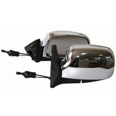 Зеркала боковые модельные Vitol ЗБ 3107 LADA (хром)