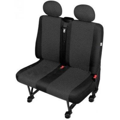 Универсальные чехлы для передних сидений Kegel-Blazusiak Delivery Van Ares 2 М (чёрные)