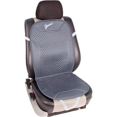 Накидка на сидение для легкового автомобиля Vitol FD102090 (серая)