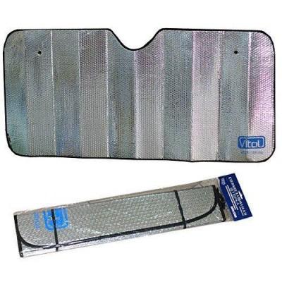 Шторки солнцезащитные Vitol HG-002/1750х1000 (F11063 AL) зеркальные
