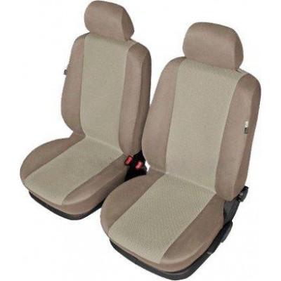 Универсальные чехлы для передних сидений Kegel-Blazusiak Mars II Super Air Bag Lux front XL (бежевые)