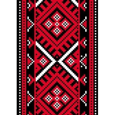 Наклейка вышиванки Наклейка Автоорнамент 20Б-009