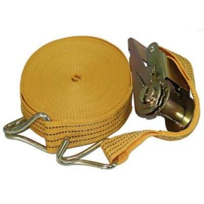 Стяжной ремень Vitol ST-213D-12 OR (12 м) желтый