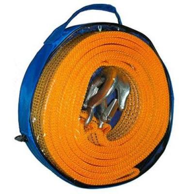 Буксировочная лента Vitol ST206B/TP-209-5-1 (оранжевый) (6 м) 5