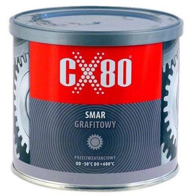 CX-80 Графитовая Паста 500 г (CX-80-SG 500g)  универсальная