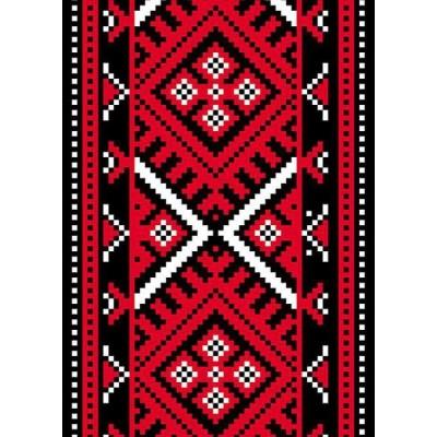 Наклейка вышиванки Наклейка Автоорнамент 15Б-009