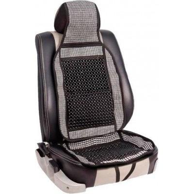 Накидка на сидение для легкового автомобиля Vitol MF 845A-2S/CN (12531) черная