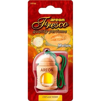 Освежитель воздуха AREON Fresco FRTN06 (дыня)